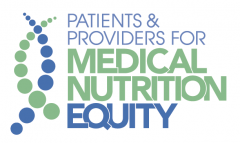 Patients and Providers for Medical Nutrition Equity